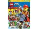 Book No: mag2019cty12nl  Name: Lego Magazine City 2019 Issue 12 (Dutch)