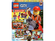 Book No: mag2019cty12pl  Name: Lego Magazine City 2019 Issue 12 (Polish)