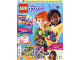 Book No: mag2019frnd02pl  Name: Lego Magazine Friends 2019 Issue 2 (Polish)