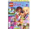 Book No: mag2019frnd03pl  Name: Lego Magazine Friends 2019 Issue 3 (Polish)