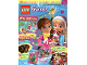 Book No: mag2019frnd06de  Name: Lego Magazine Friends 2019 Issue 6 (German)