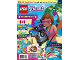 Book No: mag2019frnd06nl  Name: Lego Magazine Friends 2019 Issue 6 (Dutch)