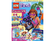 Book No: mag2019frnd06pl  Name: Lego Magazine Friends 2019 Issue 6 (Polish)