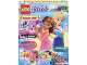 Book No: mag2019frnd07pl  Name: Lego Magazine Friends 2019 Issue 7 (Polish)