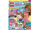 Book No: mag2019frnd08nl  Name: Lego Magazine Friends 2019 Issue 8 (Dutch)