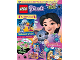 Book No: mag2019frnd09nl  Name: Lego Magazine Friends 2019 Issue 9 (Dutch)