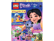 Book No: mag2019frnd10pl  Name: Lego Magazine Friends 2019 Issue 10 (Polish)