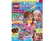 Book No: mag2019frnd11nl  Name: Lego Magazine Friends 2019 Issue 11 (Dutch)