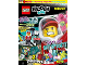 Book No: mag2019hs01nl  Name: Lego Magazine Hidden Side 2019 Issue 1 (Dutch)
