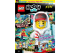 Book No: mag2019hs02nl  Name: Lego Magazine Hidden Side 2019 Issue 2 (Dutch)