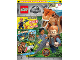 Book No: mag2019jw02nl  Name: Lego Magazine Jurassic World 2019 Issue 2 (Dutch)