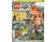 Book No: mag2019jw02pl  Name: Lego Magazine Jurassic World 2019 Issue 2 (Polish)