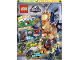 Book No: mag2019jw03de  Name: Lego Magazine Jurassic World 2019 Issue 3 (German)