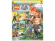 Book No: mag2019jw04de  Name: Lego Magazine Jurassic World 2019 Issue 4 (German)