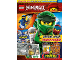 Book No: mag2019njo02nl  Name: Lego Magazine Ninjago 2019 Issue 2 (Dutch)