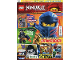 Book No: mag2019njo03pl  Name: Lego Magazine Ninjago 2019 Issue 3 (Polish)