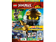 Book No: mag2019njo04nl  Name: Lego Magazine Ninjago 2019 Issue 4 (Dutch)