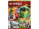 Book No: mag2019njo05pl  Name: Lego Magazine Ninjago 2019 Issue 5 (Polish)