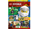 Book No: mag2019njo06nl  Name: Lego Magazine Ninjago 2019 Issue 6 (Dutch)