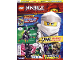 Book No: mag2019njo06pl  Name: Lego Magazine Ninjago 2019 Issue 6 (Polish)