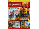Book No: mag2019njo08nl  Name: Lego Magazine Ninjago 2019 Issue 8 (Dutch)