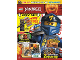 Book No: mag2019njo09nl  Name: Lego Magazine Ninjago 2019 Issue 9 (Dutch)