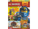 Book No: mag2019njo09pl  Name: Lego Magazine Ninjago 2019 Issue 9 (Polish)