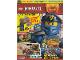 Book No: mag2019njo11hu  Name: Lego Magazine Ninjago 2019 Issue 11 (Hungarian)