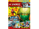 Book No: mag2019njo11nl  Name: Lego Magazine Ninjago 2019 Issue 11 (Dutch)