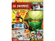 Book No: mag2019njo11pl  Name: Lego Magazine Ninjago 2019 Issue 11 (Polish)