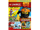 Book No: mag2019njo12nl  Name: Lego Magazine Ninjago 2019 Issue 12 (Dutch)