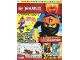Book No: mag2019njo12pl  Name: Lego Magazine Ninjago 2019 Issue 12 (Polish)