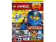 Book No: mag2019njo13nl  Name: Lego Magazine Ninjago 2019 Issue 13 (Dutch)