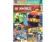 Book No: mag2019njo45de  Name: Lego Magazine Ninjago 2019 Issue 45 (German)