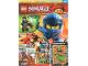 Book No: mag2019njo47de  Name: Lego Magazine Ninjago 2019 Issue 47 (German)