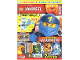 Book No: mag2019njo57de  Name: Lego Magazine Ninjago 2019 Issue 57 (German)