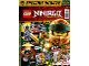 Book No: mag2019njol01nl  Name: Lego Magazine Ninjago Legacy 2019 Issue 1 (Dutch)