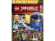 Book No: mag2019njol02nl  Name: Lego Magazine Ninjago Legacy 2019 Issue 2 (Dutch)