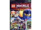 Book No: mag2019njol02pl  Name: Lego Magazine Ninjago Legacy 2019 Issue 2 (Polish)