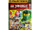Book No: mag2019njol03nl  Name: Lego Magazine Ninjago Legacy 2019 Issue 3 (Dutch)