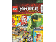 Book No: mag2019njol03pl  Name: Lego Magazine Ninjago Legacy 2019 Issue 3 (Polish)