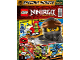 Book No: mag2019njol04nl  Name: Lego Magazine Ninjago Legacy 2019 Issue 4 (Dutch)