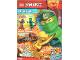 Book No: mag2019njox01de  Name: Lego Magazine Ninjago XXL 2019 Issue 1 (German)  (Feuer)