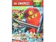 Book No: mag2019njox02de  Name: Lego Magazine Ninjago XXL 2019 Issue 1 (German) (Eis)