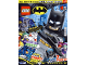 Book No: mag2019shba01de  Name: Lego Magazine Batman 2019 Issue 1 (German)
