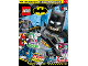 Book No: mag2019shba01nl  Name: Lego Magazine Batman 2019 Issue 1 (Dutch)