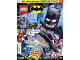 Book No: mag2019shba01pl  Name: Lego Magazine Batman 2019 Issue 1 (Polish)