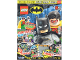 Book No: mag2019shba02de  Name: Lego Magazine Batman 2019 Issue 2 (German)