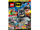 Book No: mag2019shba02nl  Name: Lego Magazine Batman 2019 Issue 2 (Dutch)