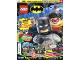 Book No: mag2019shba02pl  Name: Lego Magazine Batman 2019 Issue 2 (Polish)